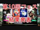 【スプラトゥーン2】第10回フェス「未知の生物 vs 先進の技術」結果発表