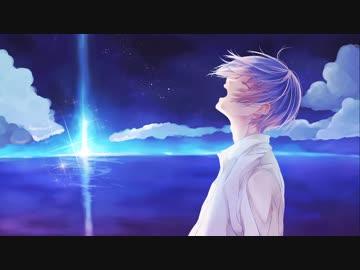 鏡音レン】 Blue clover【オリジ...