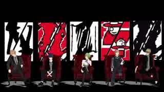 【MMDA3!】 Black Out 【幸紬至万里千景】