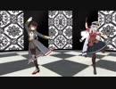 【MMD艦これ】三笠とガングートでワールズエンド・ダンスホール