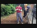 【カレハン畑】十字靭帯断裂してるけど、野菜の種を蒔くぞ!(20180424放送)#2/2