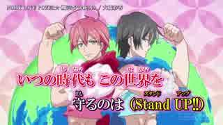 【ニコカラ】NOISY LOVE POWER☆〈魔法少女俺OP〉【on_v】松下様音源