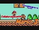 【実況】マリオも世界を塗りたくる Part41 懐かしのドット2Dスクロール