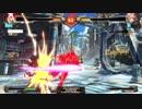 【GGXrdRev2】アザミ梅喧の ギルティ対戦動画 その10 vs 王者アクセル