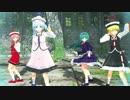 【東方MMD】プリズムリバーでヒビカセ【四姉妹 1080p 60fps】