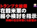 トランプ大統領「在韓米軍の縮小検討を指示」報道 - 沖縄の在日米軍にも影響か
