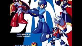 「ゲームソング 1曲FULL」  ★ロックマン8 メタルヒーローズ OP曲 「ELECTRICAL COMMUNICATION」