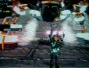Quest of D フォートレス戦!ミサイル反射!!