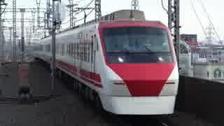 新越谷駅(東武伊勢崎線/スカイツリーライン)を通過・発着する列車を撮ってみた