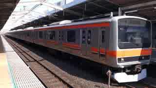 南越谷駅(JR武蔵野線)を発着する列車を撮ってみた
