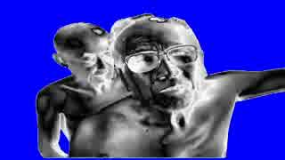 77歳の肛門メタル感の親爺と激ハメタル爺
