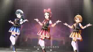 【デレステMV】桜の風【SSRニューウェーブ】