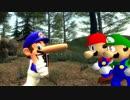 [スーパーマリオ64]森に迷い込んで