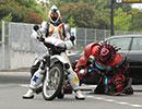 仮面ライダーフォーゼ 第2話「宇・宙・上・等」