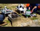 浪岡湿生花園で視聴者様と初コラボキャンプ その2