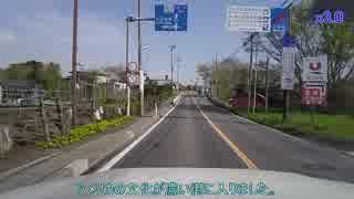 【車載動画】国道338号part1
