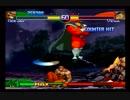 SS版 Street Fighter ZERO3 ドラマティックバトル ガイル&ディージェイ ALL