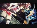 【MMD】キズナアイとミライアカリが歌う【タイムマシン】別VER