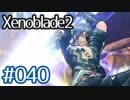 #040【ゼノブレイド2】ちょっと君と世界救ってくる【実況プレイ】