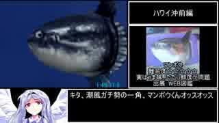 ぬし釣り64~潮風にのって~ 全魚種RTA 2時間46分38.6秒 part4/5
