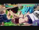 【ランクマ】21号SSGSS悟空ビルスチーム対戦動画16【VSバダ16号ブラック】