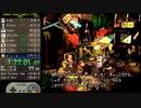 【TS録画】スーパードンキーコング2 102%RTA 1:27:04 (5/5)