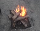 焚き火だけ3