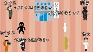 真夏の夜のSCP:SL ミーム汚染の裏技.role-playing
