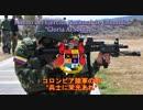 """【コロンビア軍歌】Himno del Ejército Nacional de Colombia """"Gloria Al Soldado"""" / コロンビア陸軍の歌 """"兵士に栄光あれ"""""""