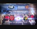 【テレビ局の裏側】 サッカー Aリーグ 生放送の裏側 (Fox Sports ⦅Australia⦆)