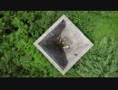 廃墟と遺構マルチコプターで廃炭鉱巡り【癒し系空撮】HD