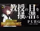 第56位:[PUBG]教授の目を掻い潜るPUBG 10[voiceroid動画] thumbnail