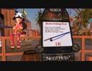 SecondLifeのバーチャルYouTuberあきばたん#4「釣りゲームとSLダンス動画の振り返り」