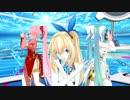 【合唱】【ミライアカリ・初音ミク・巡音ルカ】 ECHO【MMD】1080p