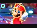 任天堂公式実況『マリオテニス エース』に裏切りマンキーコングが挑戦!【吉本芸人初のプロゲーマー】