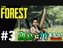 【The Forest】孤島に泊まろう!Classic #3
