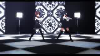 【MMD艦これ】朝潮・荒潮でロミオとシンデレラ