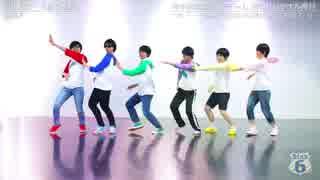 【pino6】6つ子でおそ松さん2期OP踊ってみた【オリジナル振付】