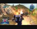 【地球防衛軍5】初見ハードエアレイダー M87【生声実況】