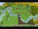 【マインクラフト】最大地図一枚分を小麦畑にする!【実況】 Part 127