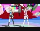 【MMD】キズナアイとミライアカリで恋ダンス