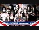 【ROH】ヤング・バックスvsブリスコズvsザ・キングダムvsEVIL&SANADA