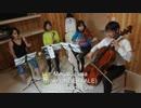 【弦楽四重奏】MEGALOVANIAを弾いてみた【UNDERTALE】
