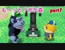 □■も〜っと!ポケ森を実況プレイ part7【ハムスケのトレーニングとモダンのもと】