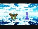 【東方MMD】チルノとラルバがGLIDEを踊ってくれたよ~♪【1080p6M】