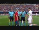 ≪親善試合≫ スペイン vs スイス (2018年6月3日)