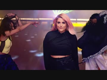 meghan trainor let you be right by ライトニング 音楽 動画