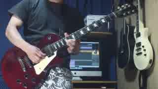 スプラトゥーン2『インカミング』ギターインスト弾いてみた / Splatoon2 inkoming guitar instrumental cover