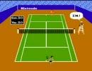 [プレイ動画] テニス