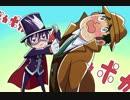第75位:【手描きけいどろ】怪盗ジャックことアンリくんがポカポカしてるだけ thumbnail